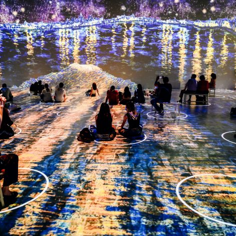 Immersive Van Gogh NYC 18, photo credit Nina Westervelt